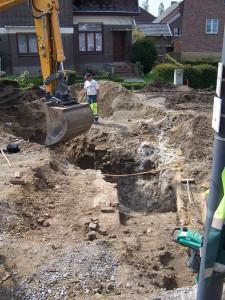 5 mei 2006 - de stadspoort van Oud-Rekem